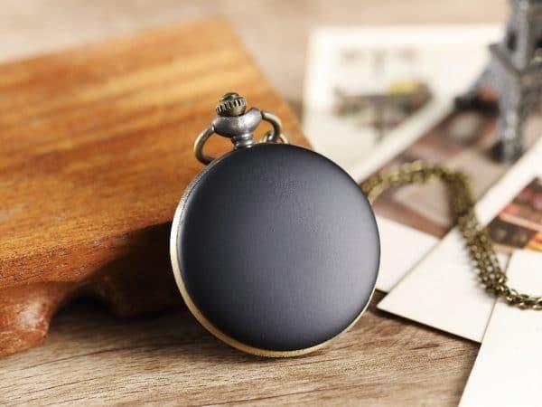 The Shropshire Pocket Watch UK 5